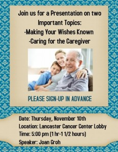 thumbnail_adv-directive-and-caring-for-the-caregiver-flyer-1